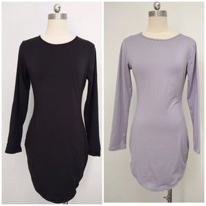 Long sleeve Bodycon Sexy Dress